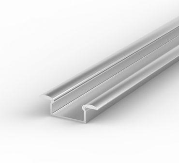 Profilé de bande à LED intégré 25mm x 7.65mm x 2m