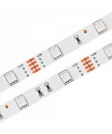 STRETCH RGB Bande de LED 5050 150 LED 8,64W/m